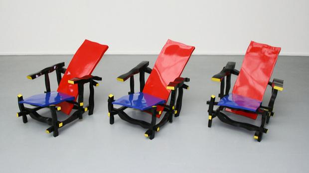 Культовый объект: 100 лет креслу Red Blue Геррита Ритвельда (фото 15)