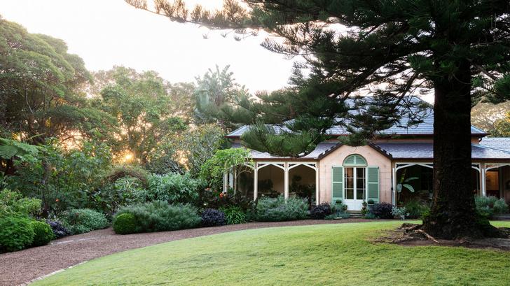 Дом и сад Бронте в центре Сиднея (фото 3)