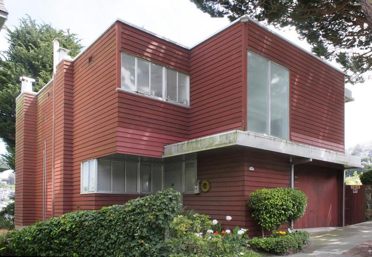 Дом Рихарда Нойтры в Сан-Фрациско впервые выставлен на продажу (фото 0)