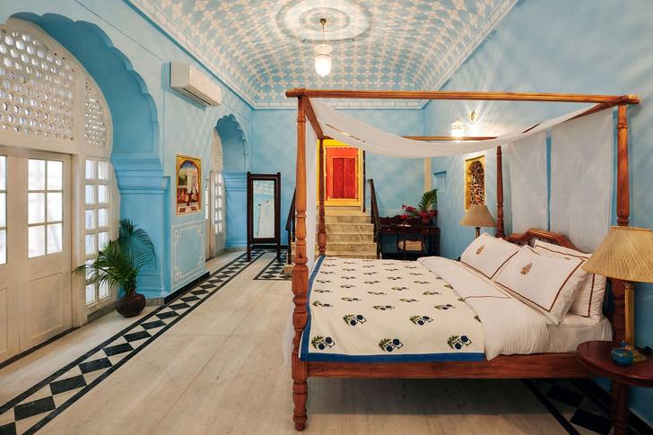Городской дворец в Джайпуре сдается через Airbnb (фото 7)
