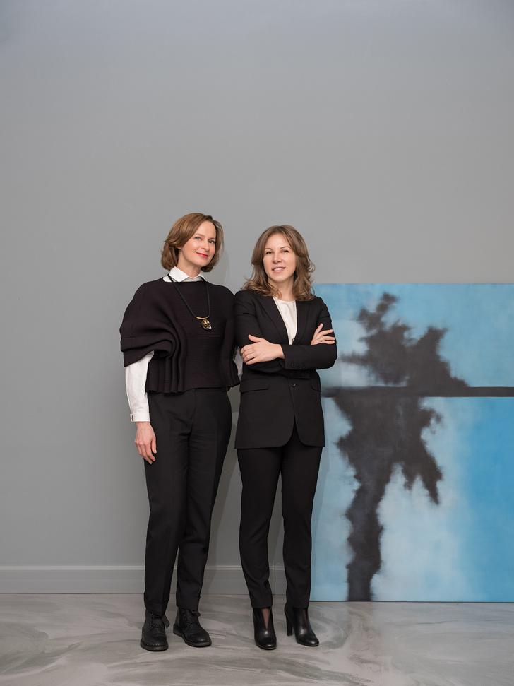 Полина Бондарева и Марина Гисич об арт-школе Masters (фото 8)