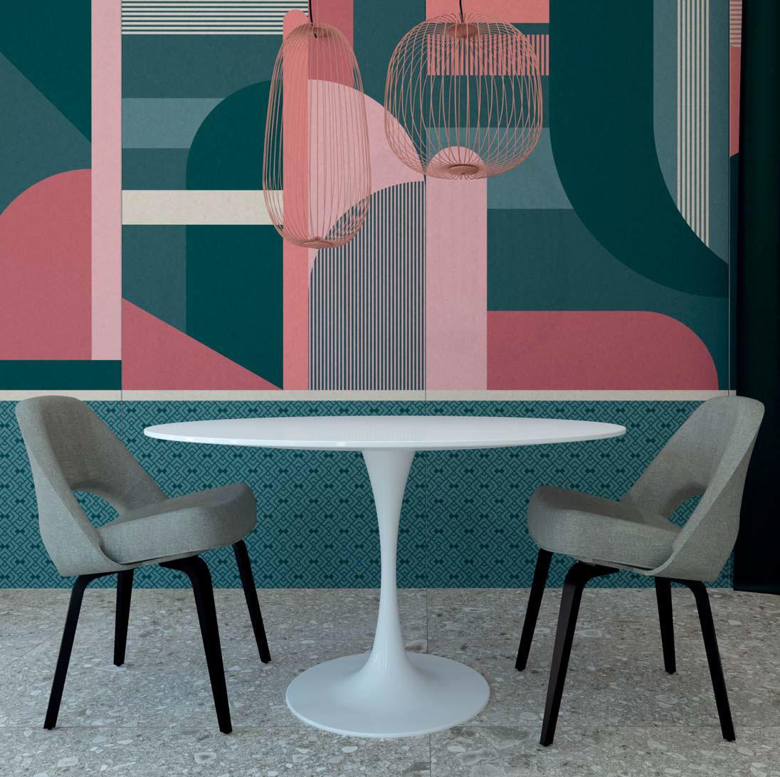 15 новинок выставки Cersaie — керамика как искусство (галерея 1, фото 2)