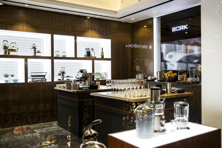 В ГУМе открылся новый магазин Bork фото [7]
