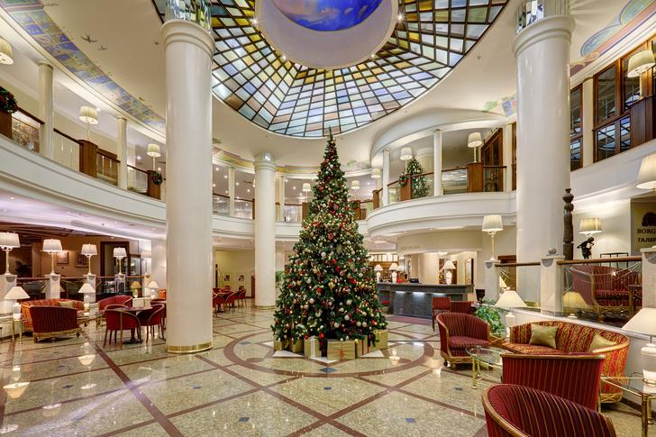 Планы на Новогоднюю ночь: утонченные ужины в лучших отелях Москвы (фото 3)