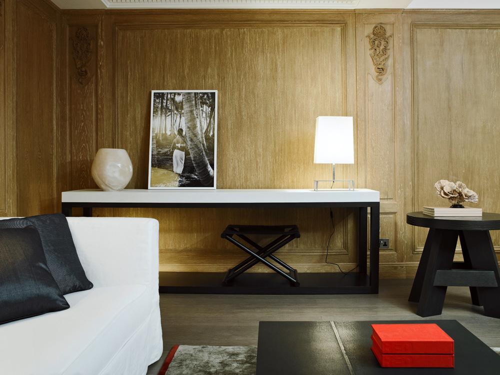 Интерьерный салон Fifth Avenue отметил годовщину сотрудничества с французским домом Christian Liaigre | галерея [1] фото [6]