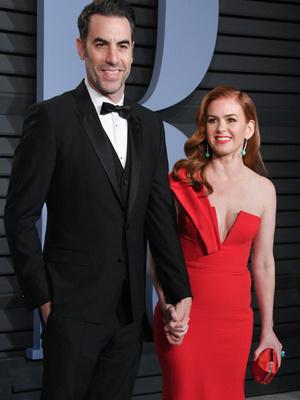 Это любовь: знаменитые пары на афтепати премии «Оскар» (фото 20)