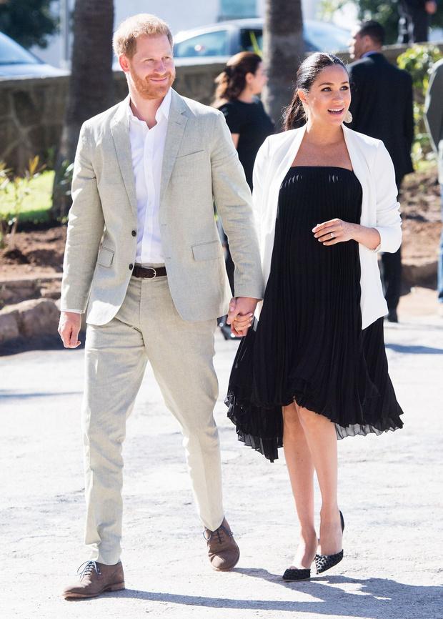 Когда Меган Маркл и принц Гарри покажут ребенка (и объявят его имя)? (фото 1)