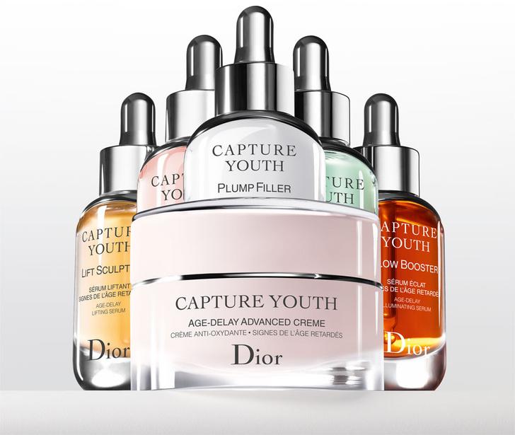 Первые кадры Кары Делевинь в рекламной кампании Dior Capture Youth (фото 5)