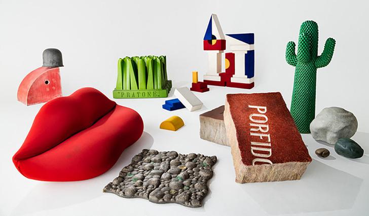 Выставка радикального итальянского дизайна в Нью-Йорке фото [1]