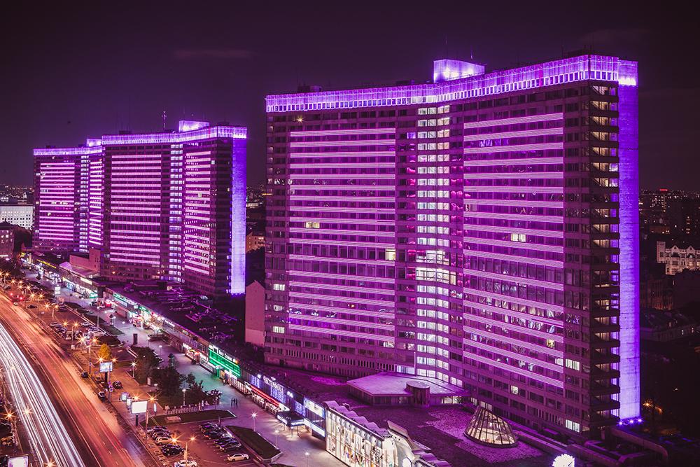 «Октябрь в розовом цвете» от Philips | галерея [1] фото [1]