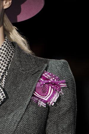 Показ Gucci коллекции сезона Осень-зима 2011-2012 года Prêt-à-porter - www.elle.ru - Подиум - фото 257073