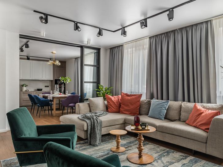 Современная квартира в Самаре (фото 0)