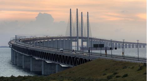 Небо и вода: из Мальмё в Копенгаген по Эресуннскому мосту | галерея [2] фото [4]