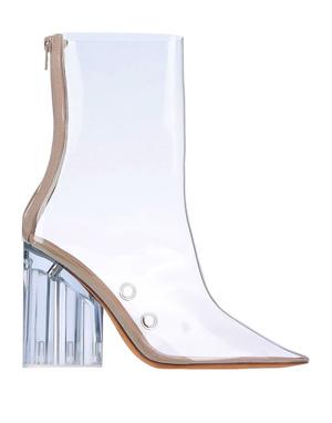 Transparent spring: 6 прозрачных пар обуви (фото 3.2)