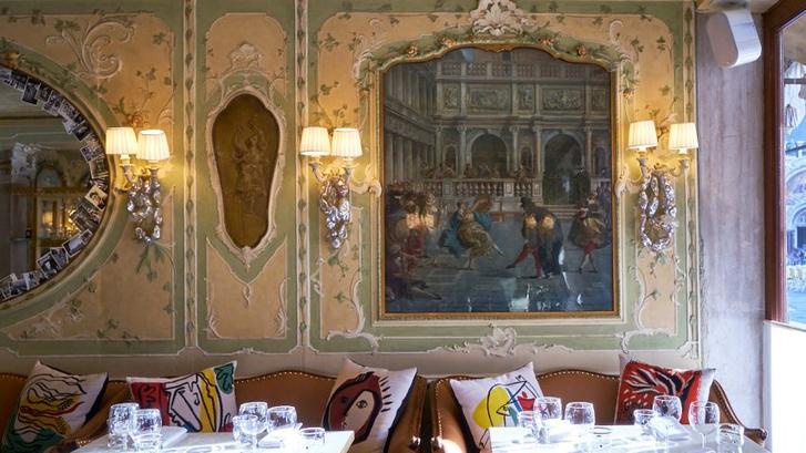 Новый ресторан с интерьером от Филиппа Старка в Венеции (фото 0)