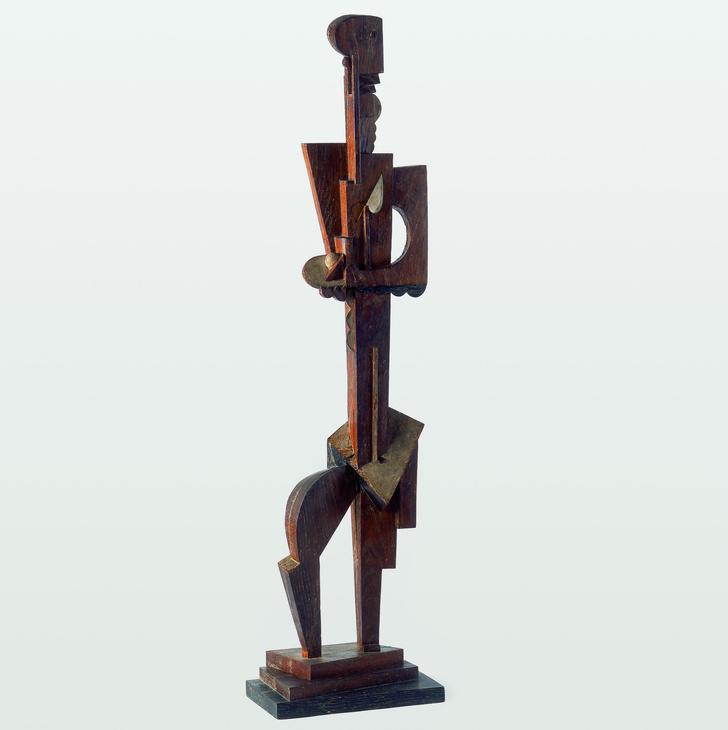 Выставка Жака Липшица в ММОМА (фото 6)