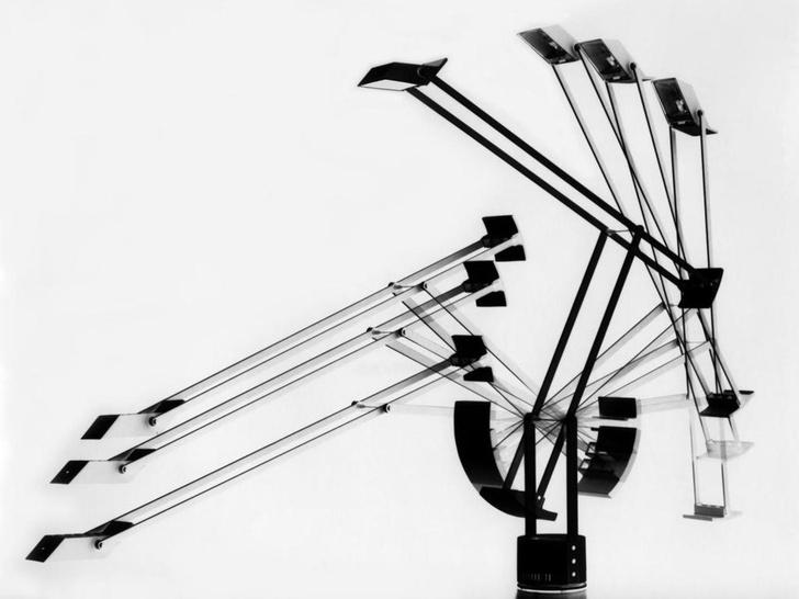 Культовый объект: светильник Tizio Ричарда Саппера (фото 6)