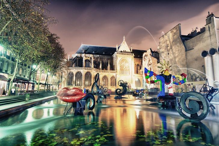 10 самых красивых фонтанов мира, которые меняют жизнь и судьбу (фото 22)