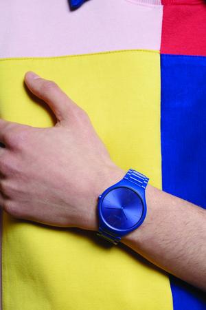 «Архитектурная полихромия» Ле Корбюзье в новых часах Rado (фото 6.1)