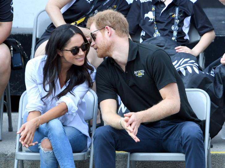 Подробности свадьбы принца Гарри и Меган Маркл фото [2]