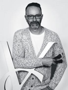 Ллойд Симмондс, международный визажист Yves Saint Laurent