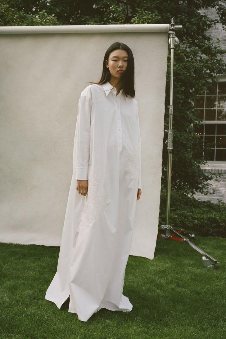 Инструкция: 5 свежих способов носить белоснежные вещи (фото 7)