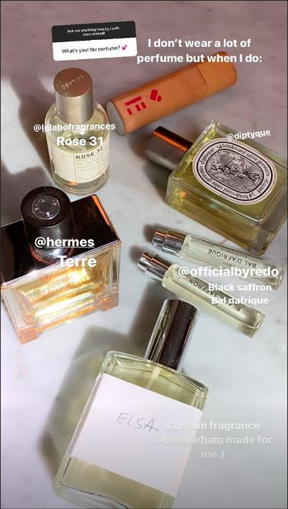 Бьюти-рутина Эльзы: любимые ароматы, шампуни, маски, средства против акне и другие секреты (фото 5)