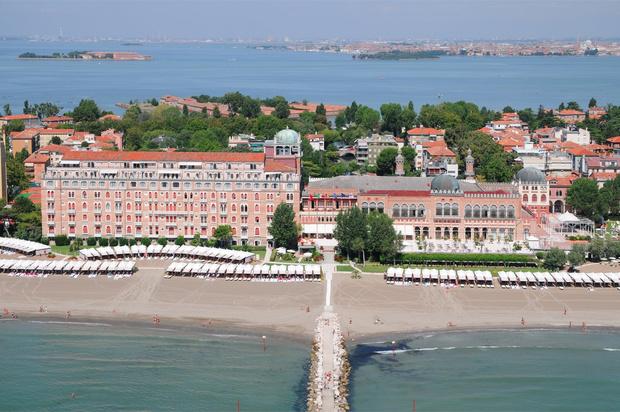 Палаццо у пляжа: обновленный Excelsior Venice Lido Resort в Венеции (фото 3)
