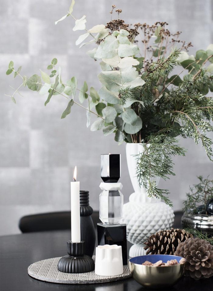 Чем заменить новгоднюю елку? Зеленый декор своими руками (фото 13)