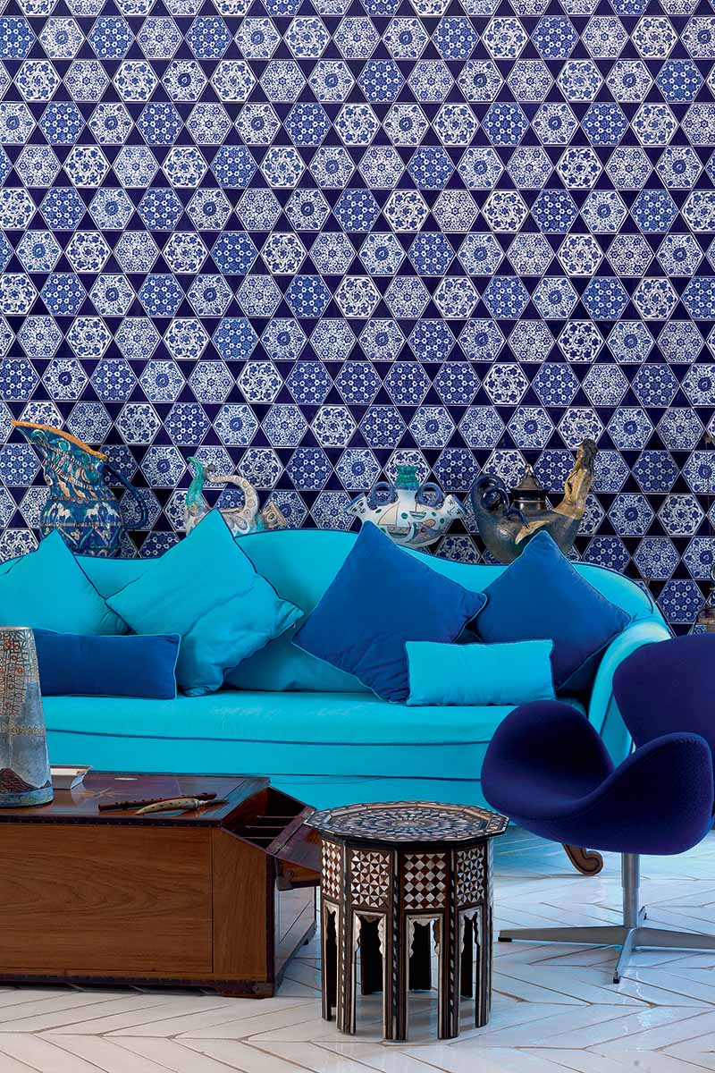 Средиземноморский стиль в интерьере (галерея 3, фото 1)