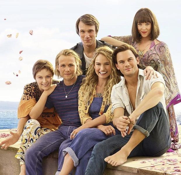 Вдохновение кино: стиль в фильме «Mamma Mia! 2» (фото 1)