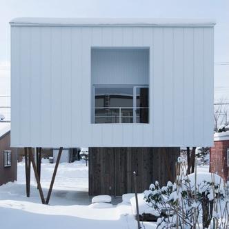 Тонкости архитектуры: японские микродома (фото 13.1)
