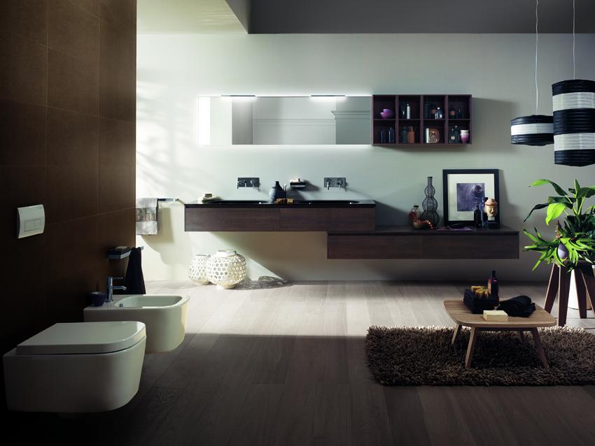 Новые решения для ванной от компании Scavolini | галерея [1] фото [5]