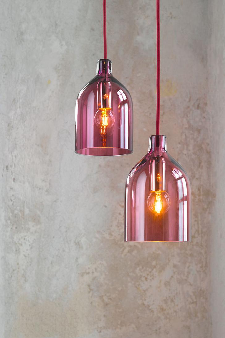 Подвесной светильник Labirinth, дизайн Арика Леви для Lasvit, www.lasvit.com