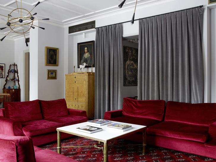 Династия: квартира Александры Вертинской (фото 4)
