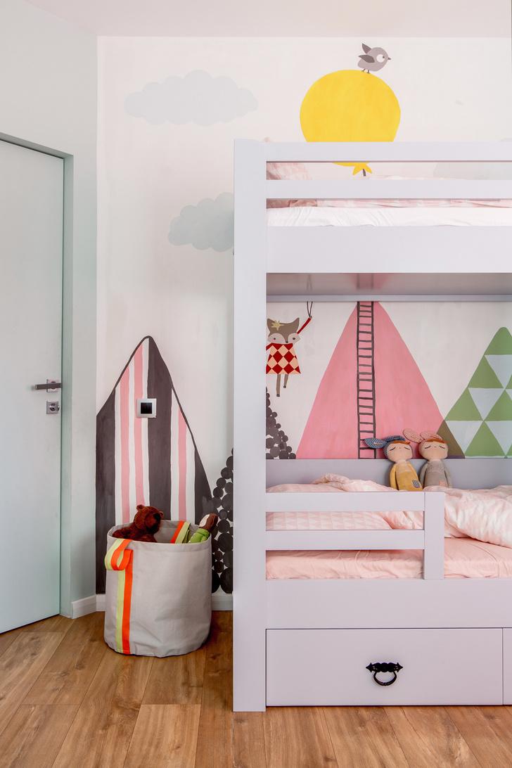 Как обустроить идеальную детскую комнату: 3 главных правила (фото 11)