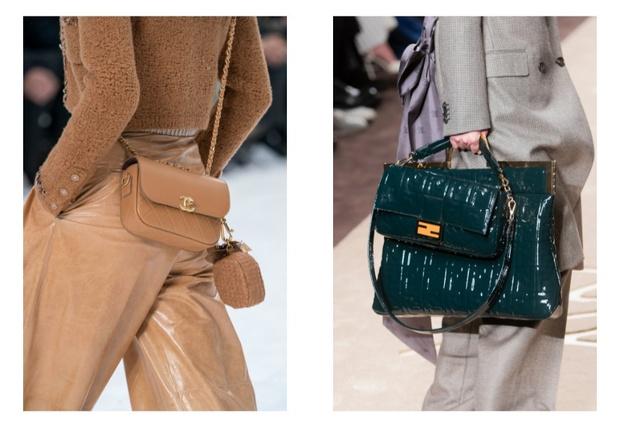 Итоги Недель моды осень-зима 2019: какие сумки мы будем носить через полгода (фото 1)