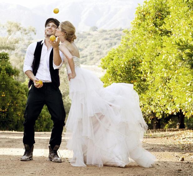 Свадебные приметы и суеверия платье невесты