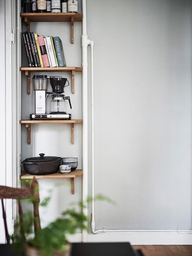 Маленькая кухня-столовая: 12 практичных советов (фото 14)
