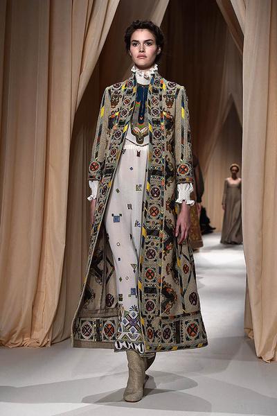 Показ Valentino Haute Couture   галерея [1] фото [26]