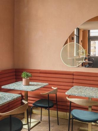 Солнечное Средиземноморье: ресторан в Лондоне (фото 5.1)