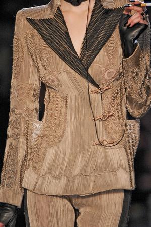 Показ Jean Paul Gaultier коллекции сезона Весна-лето 2011 года Haute couture - www.elle.ru - Подиум - фото 217789