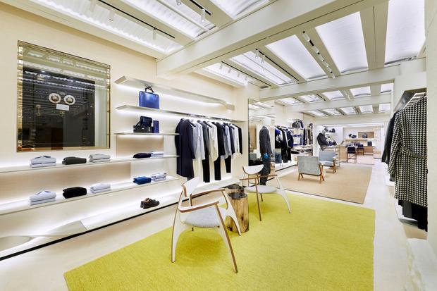 Питер Марино оформил новый флагман Louis Vuitton в Сиднее (фото 3)