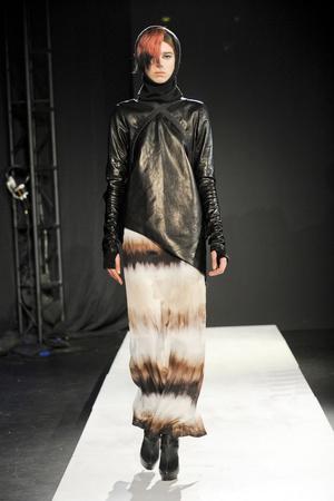 Показ Mandy Coon коллекции сезона Осень-зима 2011-2012 года prêt-à-porter - www.elle.ru - Подиум - фото 227473