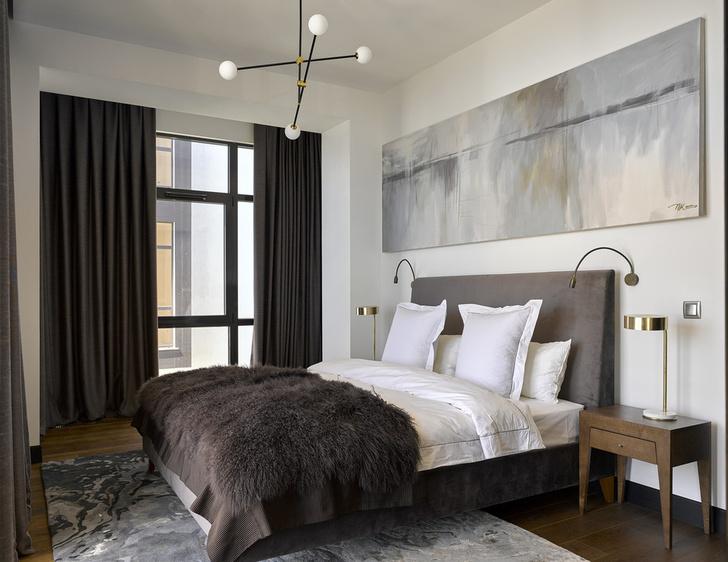 Как оформить спальню: 15 универсальных советов (фото 29)