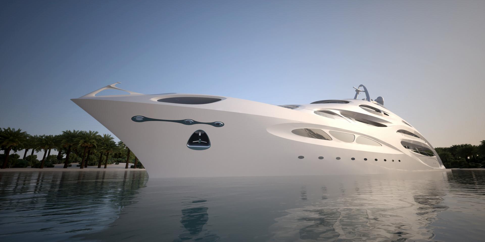 Морская прогулка: парусники и яхты от известных дизайнеров | галерея [2] фото [8]
