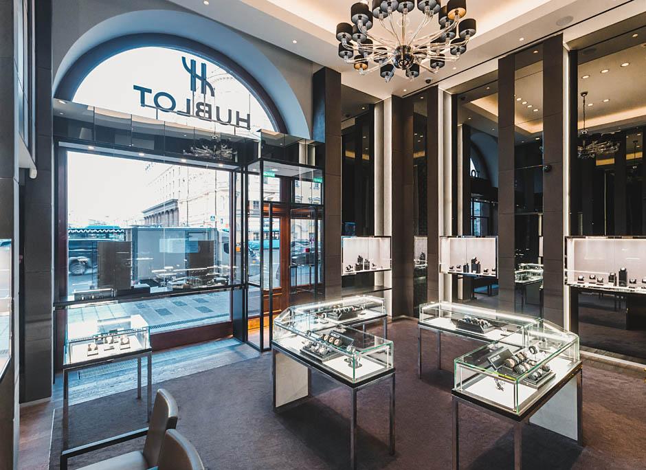 В Москве открылся новый бутик Hublot | галерея [1] фото [4]