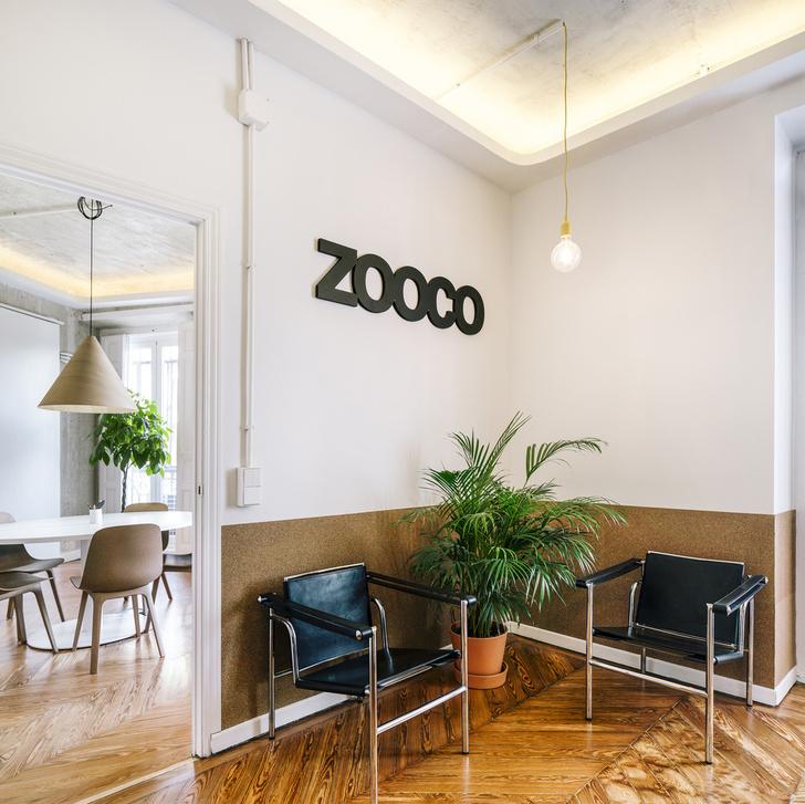 Офис архитектурной студии Zooco в Мадриде (фото 7)