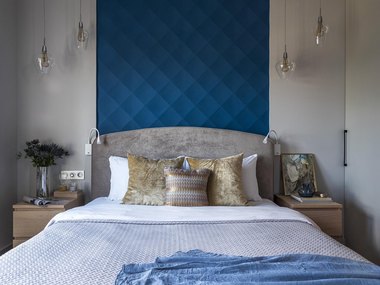 Синие спальни (галерея 0, фото 13)