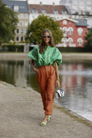 29 лучших стритстайл-образов на Неделе моды в Копенгагене (фото 13.1)